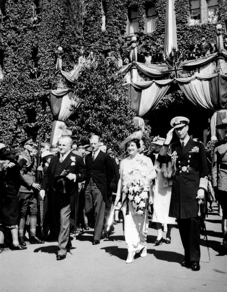 Royal Visit 1939