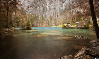 Blausee (Blue Lake) | by Daniel Wildi Photography