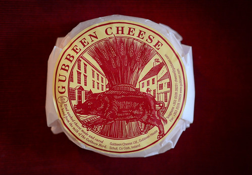 Gubbeen Cheese from Ireland - April 21st 2012 - Eat 366 | by The Hungry Cyclist