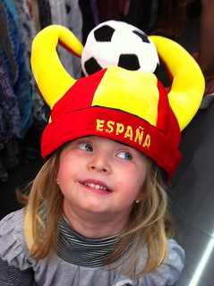 Spain Fan | by erikrasmussen