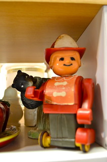 Playmobil Fireman | by Mrs Hoffy