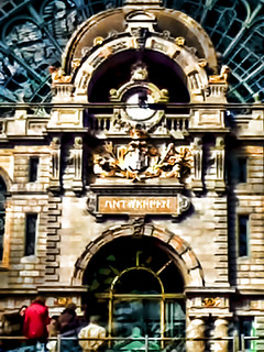 Antwerpen Centraal Station | by Spaceman Spiff 13