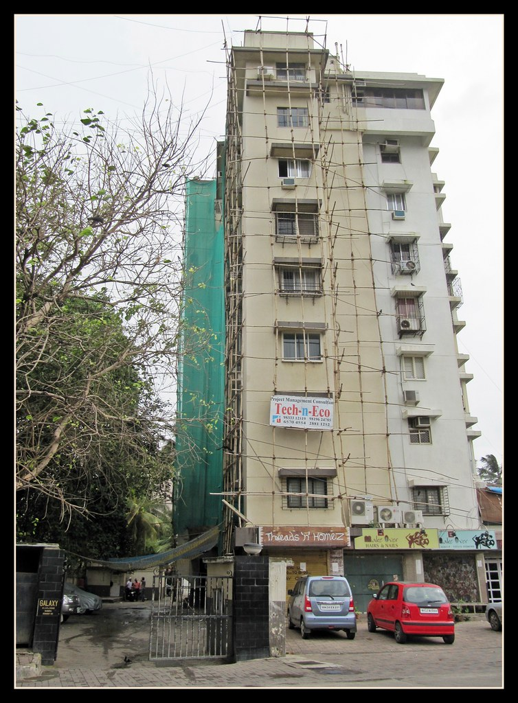 ... Salman Khans Residence   Galaxy Apartments | By Indianature7