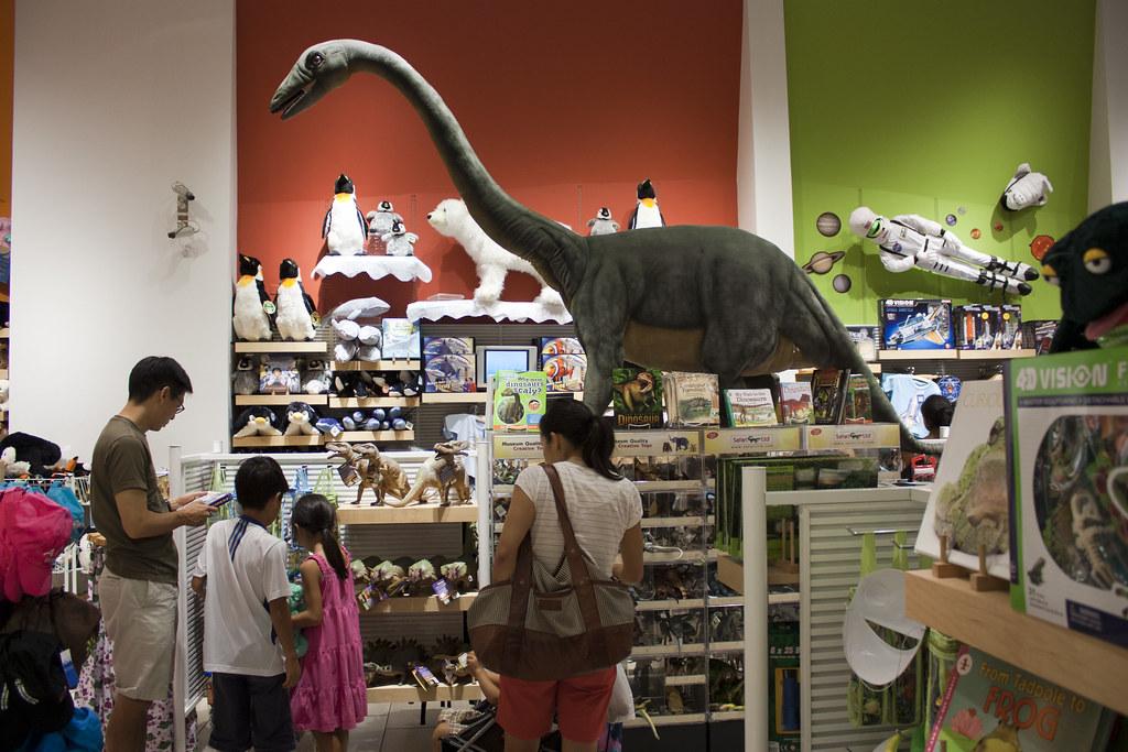 American Museum of Natural History - Gift shop | Ricardo Zappala ...