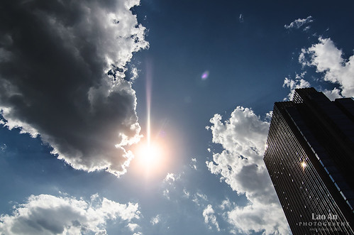 Sunny Clouds (Beijing) | by Andy Brandl (PhotonMix)