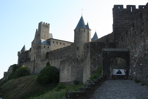 Carrcassone Castle, France | by Camp Summit