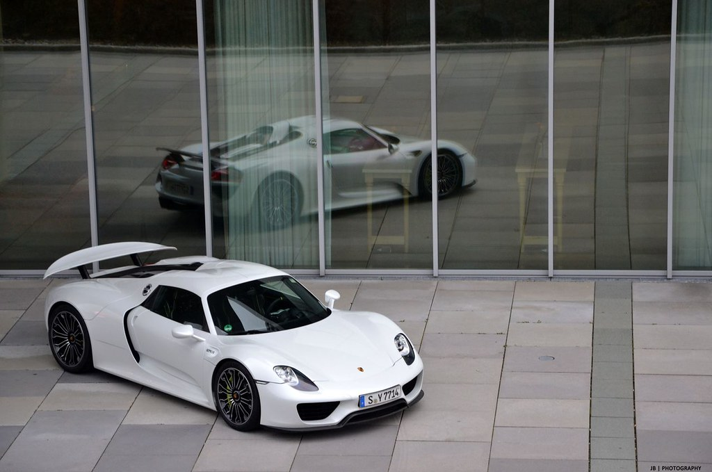 918 spyder white. 918 spyder by jb photography white