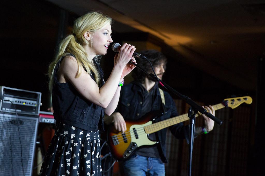 Emily Kinney 18th Floor At Hilton Garden Inn Austin 11 03