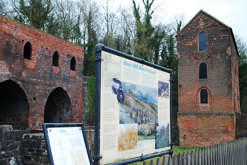 Blists Hill Furnaces, Ironbridge | by Ugborough Exile