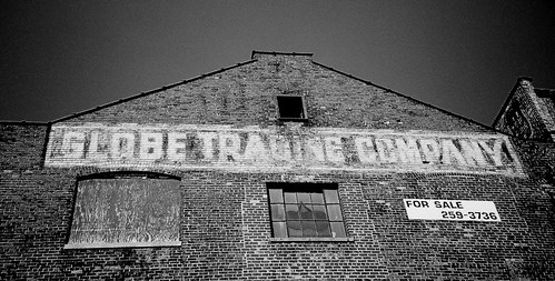 Roofline: Globe Trading Company Building (Formerly Detroit ...