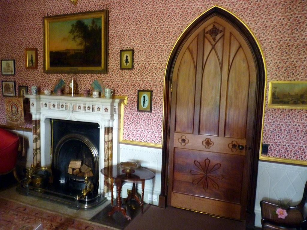 Castle Ward Gothic Drawing Room Door