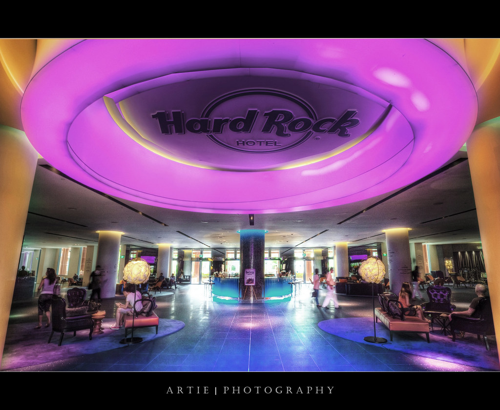hard rock hotel singapore, resorts world sentosa :: hdr | flickr