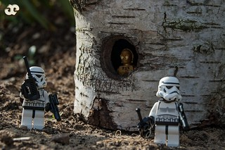 Couldn´t find any droid, Sir! | by Aeon1973
