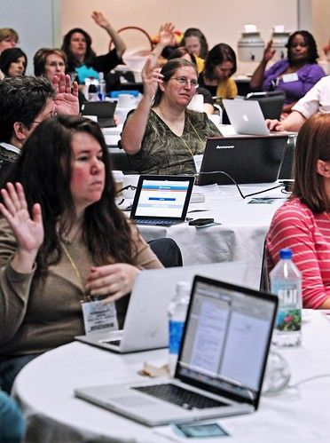 Cloud workshop: Audience participation | by ALA - The American Library Association