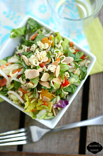 Chinese Chop Salad 1 | by laurenslatest