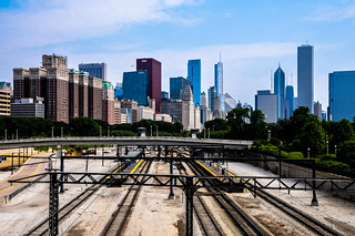 Metra Rail Station at Museum Campus - Chicago IL | by mbell1975