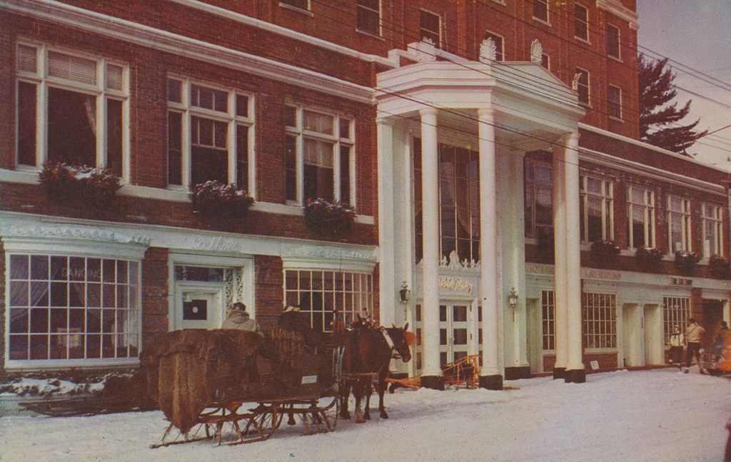 Hotel Marcy - Lake Placid, New York