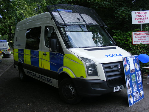 1777 - GMP - VW Crafter - Dog Section - MX60 FPC | by Call the Cops 999