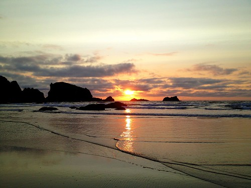 Bandon sunset | by james_mac