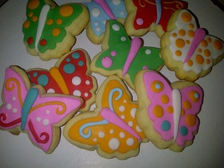 Butterfly cookies | by Cakes so cool