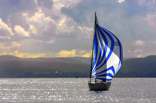 I'm sailing | by gabriol