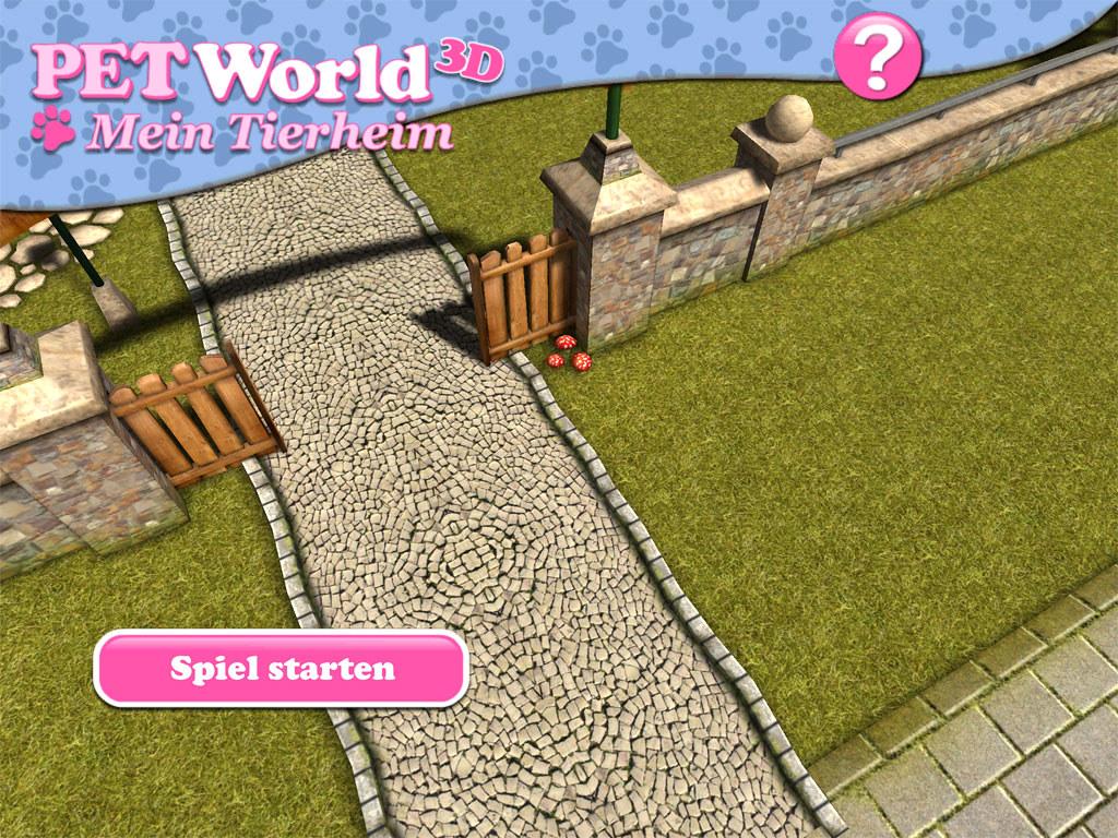 pet world 3d mein tierheim
