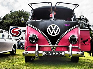 Split bay VW bus | by the mr gnu