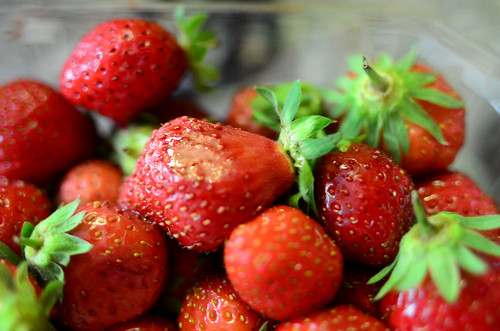 Last of the summer strawberries - August 25th 2012 | by The Hungry Cyclist