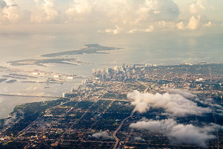Miami From Above #2 | by RBudhu