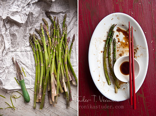 Asian asparagus | by StuderV