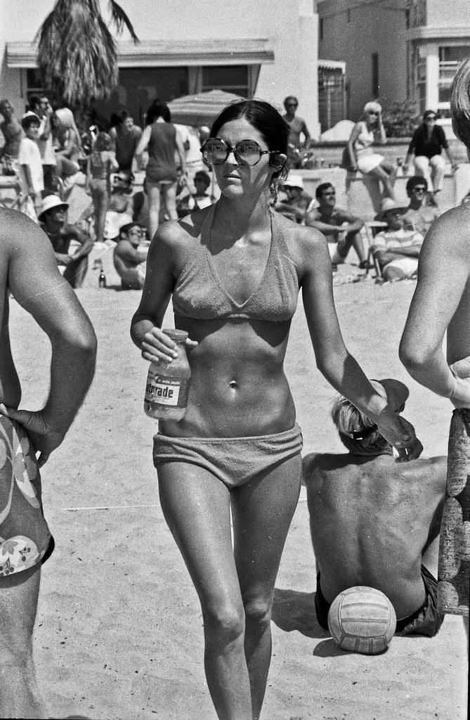 Gold's Gym In Venice Beach 1970