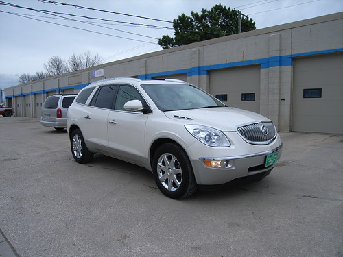 Buick Enclave For Sale In Iowa >> 2009 Buick Enclave White Diamond for Sale at Fitzpatrick's…   Flickr