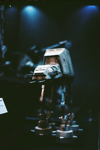 Star Wars Exhibit: AT-AT | by trudem
