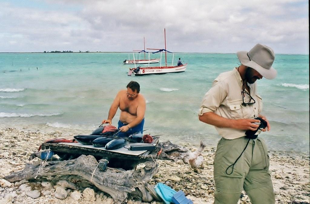 Kim Anderson, Dive Kiribati, Christmas Island, Kiribati, J… | Flickr