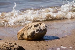 Rock and a Wave | by Jerry Bowley