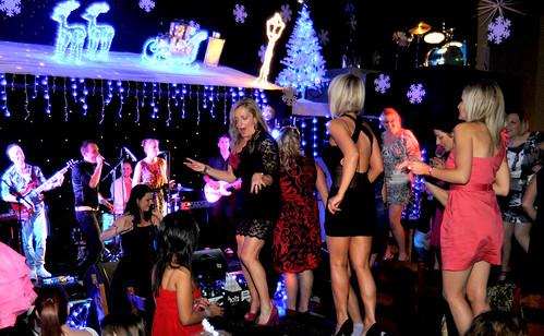 St James Hotel Nottingham Christmas