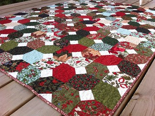 Coming Home to the Woods of Switzerland for Christmas Quilt! | by CoraQuilts~Carla