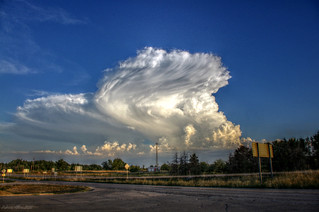 HDR Wave Cloud | by trish1380