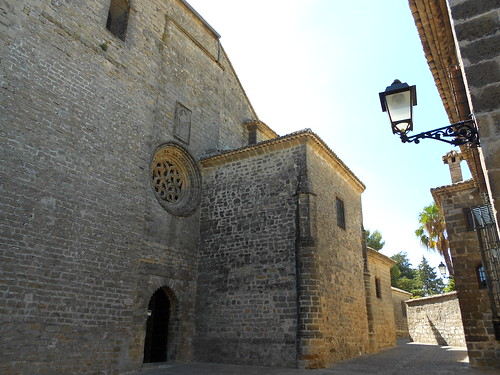 Puerta de la luna catedral baeza puerta de la luna for Puerta 9 luna park
