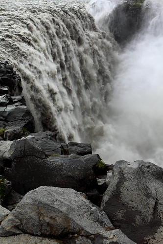Dettifoss - water and stones | by Captain Iso