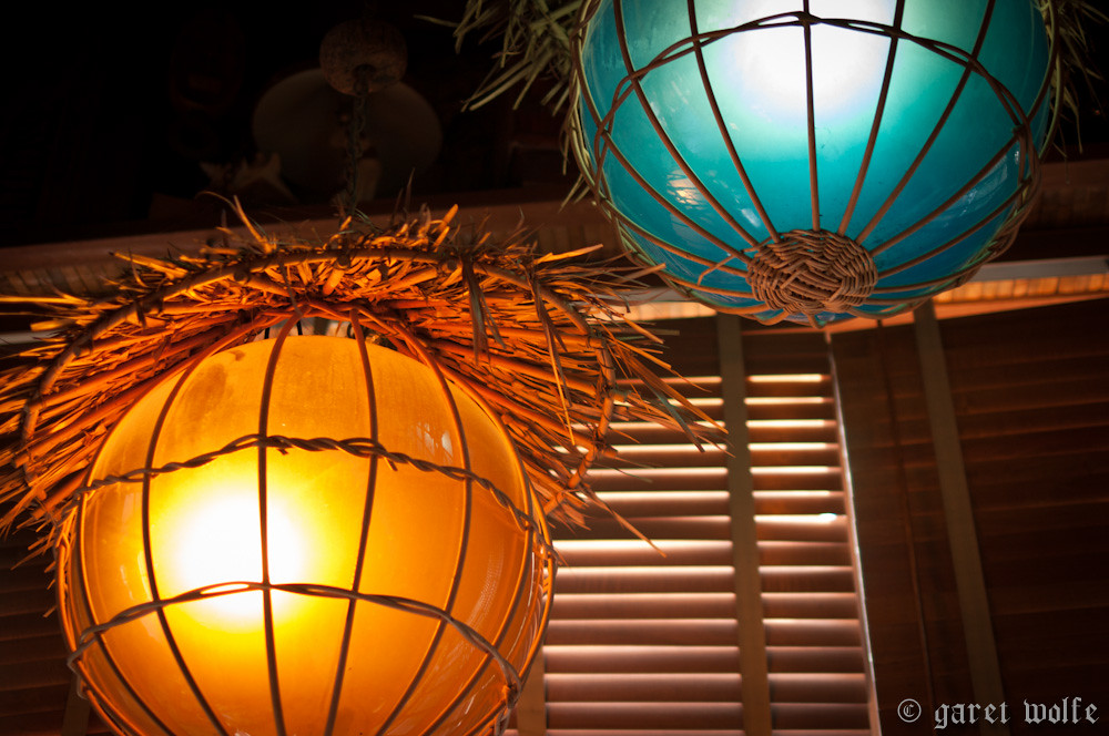 brown luau solar dara net summer led lightg lamp light b woven party torch bb tiki powered lights lamps