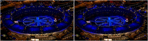 London 2012: Olympic Stadium Closing Ceremony | by roger_harris