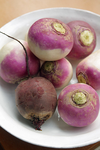 turnips and beets for pickling | by David Lebovitz