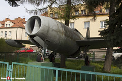 1616 - xxx - Polish Air Force - Yakovlev Yak-23 - Bielany, Poland - 160423 - Steven Gray - IMG_4356