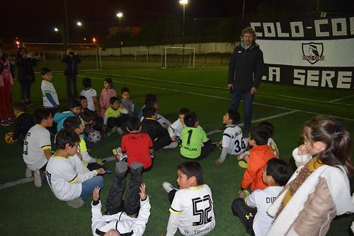 Daniel Morón - Colo Colo La Serena