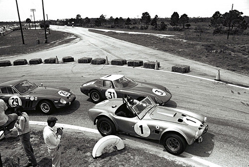 The infamous Hairpin Turn at Sebring 1964 | by Nigel Smuckatelli