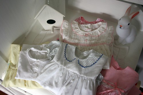 Vintage baby dresses | by Christina Lowry