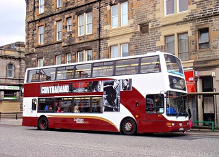 695 on Leith Walk | by Stuart Montgomery's Lothian Buses