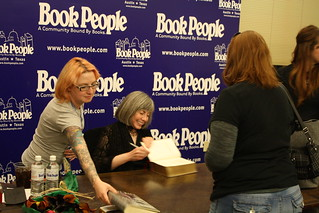Anne Rice - The Wolf Gift - 4/23/2012 | by BookPeople