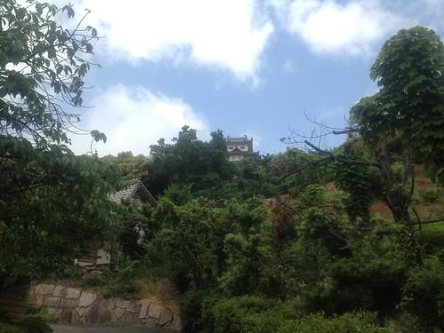 6月9日_05_因島の村上水軍城